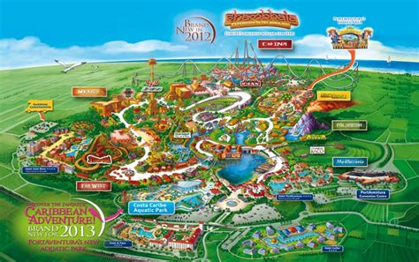 theme park videos portaventura world a thrilling adventure guaranteed