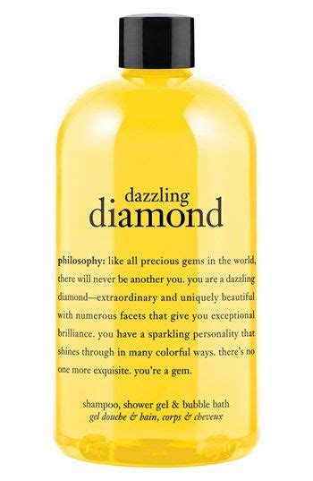 Confessions Of A Philosophy Bath Product philosophy you re a gem dazzling shoo