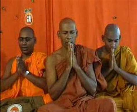 What Has A Monk Got To Do With Breast Enhancement by Buddhist Monks Chanting In Pali Sankalpa