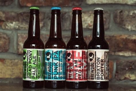 To Handcrafted Beers Made In Local Breweries - brewdog packaging as handcrafted as its hospitality
