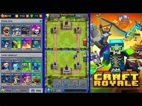 mod game clash of royale craft royale clash of pixels apk game for android free