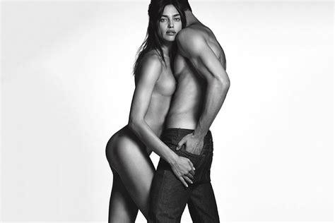 irina shayk topless 4