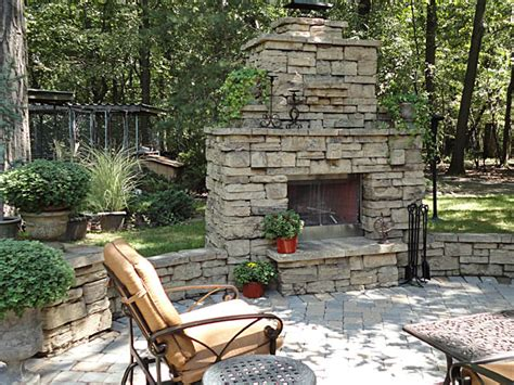 Outdoor Patio Designs With Fireplace Outdoor Fireplace Plans Do Yourself Fireplaces And Outdoor Wood Fired Pizza Ovens