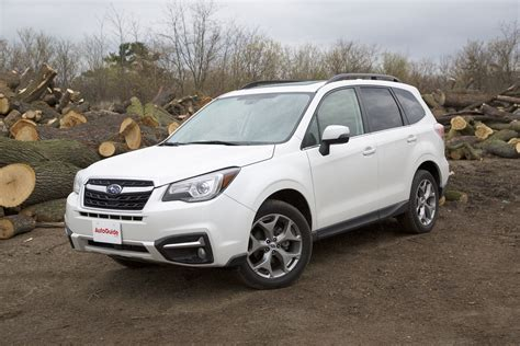 subaru forester 2017 2017 subaru forester limited review autoguide com news