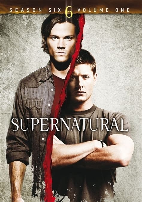the vire wants a supernatural dating agency volume 1 books spn s6 dvd cover supernatural photo 19750456 fanpop