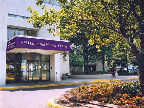Nyu Mba Langone Real Estate by Nyu Langone To Spend 500 Million Expanding Lutheran S