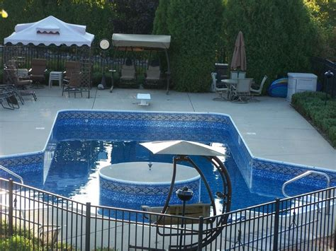 lazy l pool double lazy l vinyl liner swimming pool prices