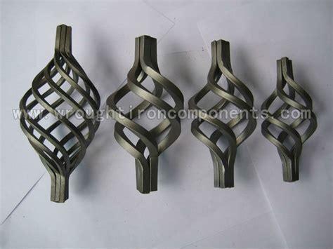 edelstahlgeländer selbstbausatz schmiedeeisen bauteile w 228 rmed 228 mmung der w 228 nde malerei