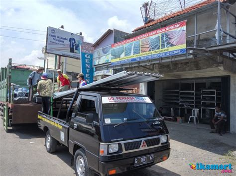 Lu Atap Mobil harga baja ringan atap galvalume wilayah pemalang dan