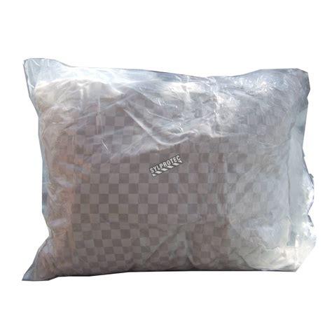 oreiller en polyester non allerg 233 nique taille standard