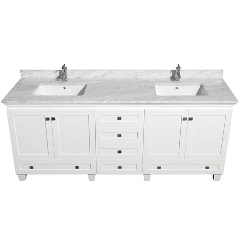 80 Bathroom Vanity by 80 Quot Acclaim Bathroom Vanity Set By Wyndham