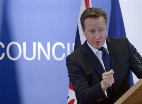 Cameron Award Tension by Cameron Propose Un R 233 F 233 Rendum Sur La Sortie Du Royaume Uni