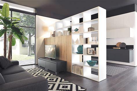 librerie basse moderne librerie pareti attrezzate multifunzione cose di casa