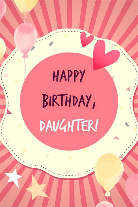 Happy Birthday Wishes To Our Birthday Wishes For Your Daughter