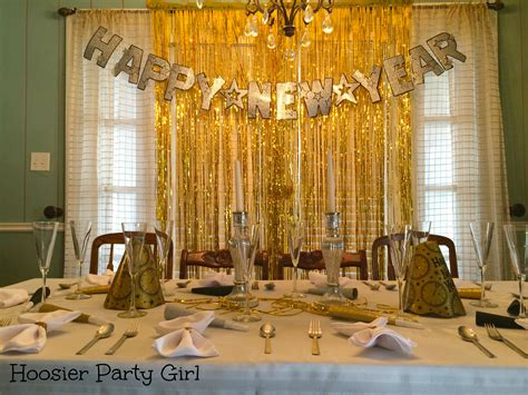 new decoration outstanding new years eve party decorations with energetic