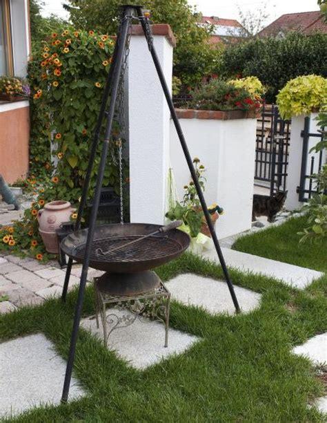 Feuerstelle Grill Garten by Anlegen Einer Feuerstelle Im Garten