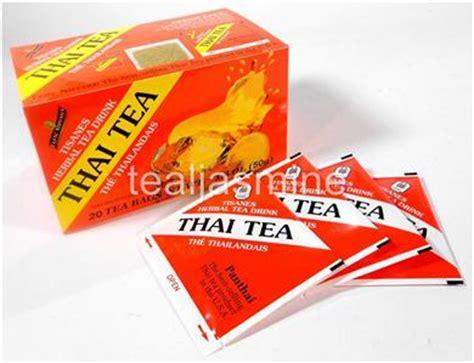 Premium Thai Tea tisanes herbal thai tea bytaste nirvana serve or cold 1 8 oz 20 tea bags ebay