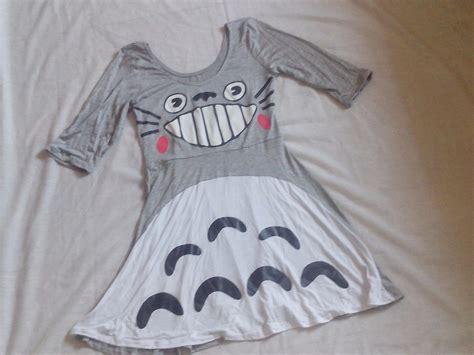 imagenes de anime vestidos vestido totoro anime kawaii 200 00 en mercado libre