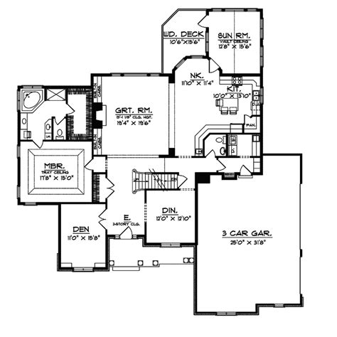 monterra floor plans monterra manor tudor home plan 051s 0021 house plans and