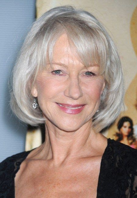 hairstyles over 50 and grey 12 short haircuts for women over 50 with gray hair why