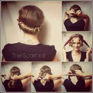 1940s hairstyles 1940s and scarf headbands on pinterest