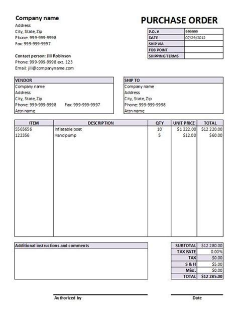 User Creation Form Template by Purchase Order Form Templates Free Felix