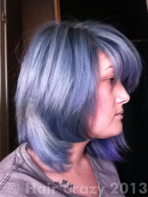 pravana hair colour silver kitteh s pravana vivids silver hair haircrazy com