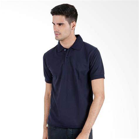Polo Shirt Branded Import Kaos Berkerah Pria Polo Lacoste Hitam jual elfs shop kaos polo pria polos biru dongker harga kualitas terjamin blibli