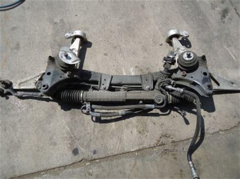 E46 Steering Rack by 01 02 03 04 05 06 Bmw M3 E46 Steering Gear Rack Pinion