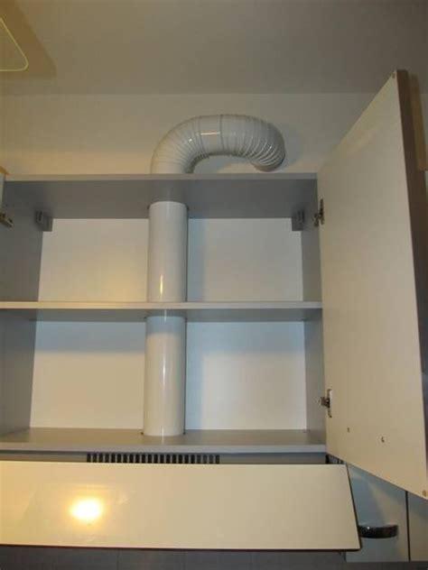 tubo scarico cappa cucina collegare la cappa allo scarico faccioescrivo