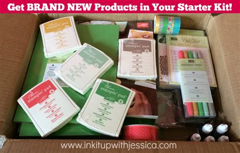 card starter kit exciting new stin up products ink it up with