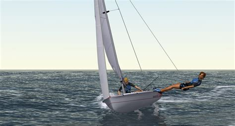 best sailing simulator sail simulator 2010 goes gold for our european readers
