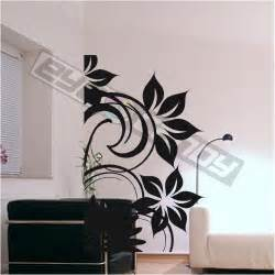 Flower Wall Art Stickers Flower Wall Art Decal Sticker Words Quote Mural Decor
