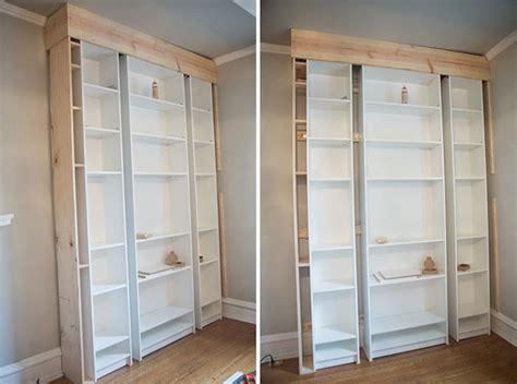 so wird dein ikea billy regal eine vintage bibliothek - Ikea Bibliotheksregal