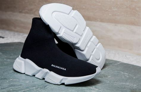 stretch sneakers balenciaga stretch mesh high top sneaker hopkicks sneakers