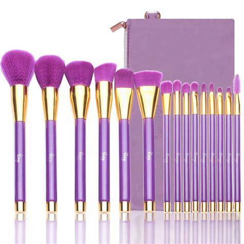 Cosmetic Brush 15 Pcs qivange makeup brushes 15 pcs liquid