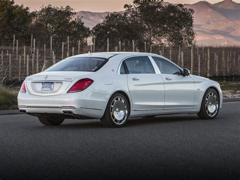 2017 mercedes maybach s 600 reviews specs and prices