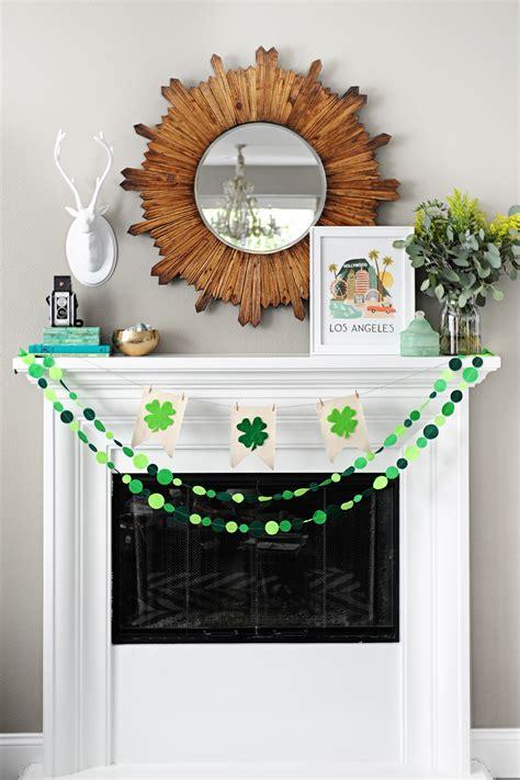 100 shamrock decorations home diy shamrock with