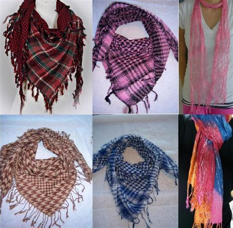 upgrade your style with fashion scarves wholesale