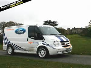 Ford Transit Minivan Re Driven Ford Transit Supersportvan Page 1 General