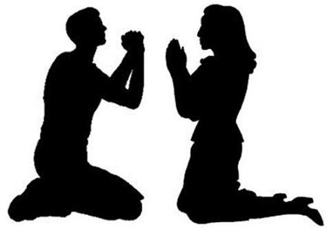 imagenes parejas orando los diez pasos para orar en pareja diariamente antes de