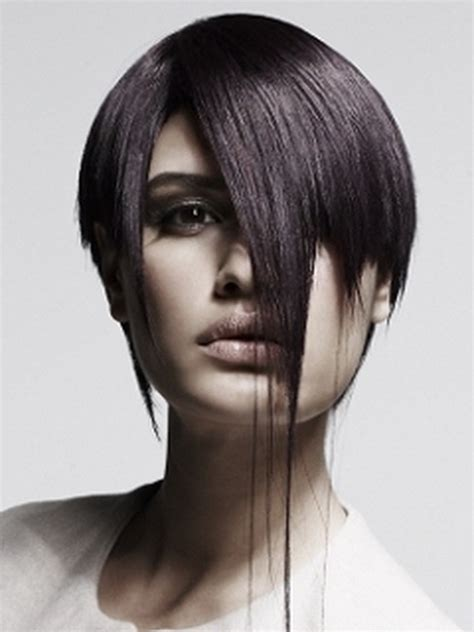 edgy sophisticated asymmetrical haircuts pictures short edgy asymmetric haircut 2012 hair pinterest