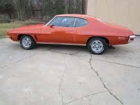 1972 Pontiac Gto For Sale 1972 Gto 455ho Ww5