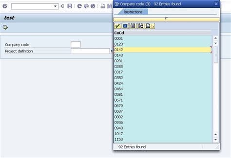tutorial html select option sap abap 4 tutorial f4 help for parameter and select option