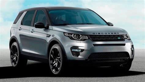 land rover sport 2015 2015 land rover discovery sport detailed car
