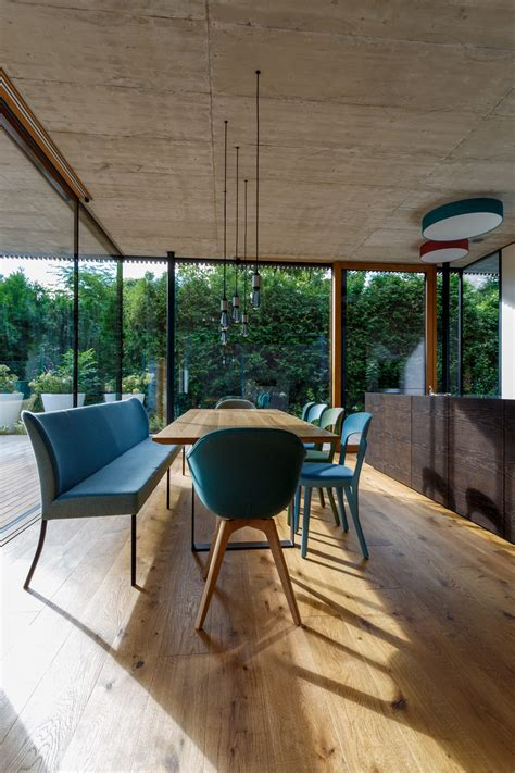 moderne häuser haus d caramel architektur