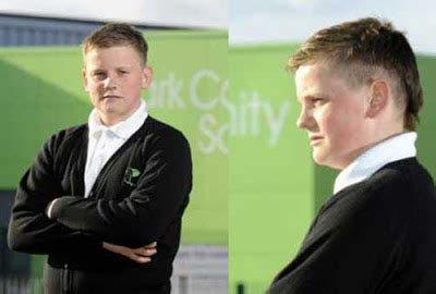 extreme haircuts ozone park nothing to do with arbroath teenager banned from lessons
