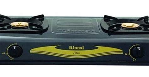 Kompor Gas Rinnai 2 Tungku Paling Murah daftar harga kompor gas rinnai 2 tungku terbaru 201