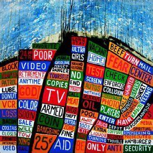 Hail To The Thief radiohead hail to the thief album cover parodies