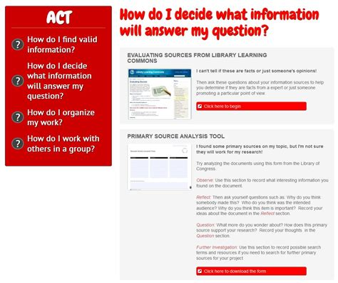 the act student web account let s get real about fake news